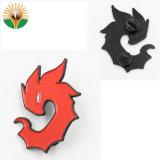 Les signes métalliques et la conception personnalisée drapeau du pays