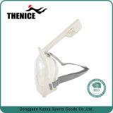 Máscara panorâmico do mergulho Snorkeling de 180 opiniões da máscara do Snorkel da face cheia para adultos
