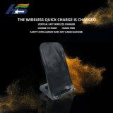 Новые Shinny складывание и подставка для портативного зарядного устройства беспроводной связи стандарта Qi для всех мобильных телефонов