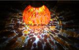 도매 테이블 뚜껑 태양 거는 빛을%s 가진 장식적인 태양 유리제 단지 손전등
