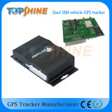 Double carte SIM GSM GPRS GPS tracker avec le libre-Plate-forme de suivi