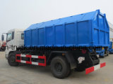 Средняя тележка отброса контейнера подъема крюка обязанности 8t 10t