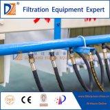 De hydraulische Pers van de Filter van de Pers van de Membraanfilter van het Pak Semi Automatische