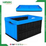 プラスチックFoldableスタック可能記号論理学の野菜移動貯蔵容器