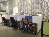 Un style moderne Premium Partition des stations de travail du personnel de bureau (PSEN-WS-2017-12)