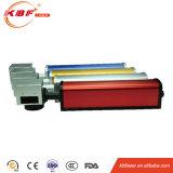 &Code d'étiquette de chaîne de production de la pipe 30W de câble et de plastique machine d'inscription de laser de vol