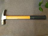 Молоток ногтя молотка молотка с раздвоенным хвостом/плотника с Bamboo ручкой в ручных резцах Hkbm-02