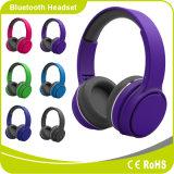 Hoofdtelefoon van Bluetooth van de Controle van de Muziek van de Hoofdtelefoon Bluetooth van het Scherm van de Aanraking van de manier de Draadloze
