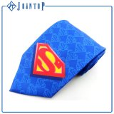 方法100%絹の印刷の明るい着色された編まれた人のネクタイ