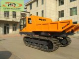 ISO、SGSの熱い販売のクローラーダンプの輸送機械(HQ-6T)