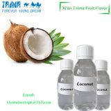 Hohe starke Kokosnuss-Aroma-wasserlösliche Flüssigkeit und festes Angebot eine freie Probe