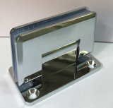 Douche en laiton de haute qualité de la charnière de la charnière de porte en verre (SHB-0345)