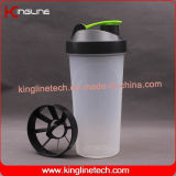 abanador da proteína 25oz/700ml com peneira plástica (KL-7033C)
