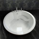Baignoire chaude d'hôtel de salle de bains économique de Roud (602B)
