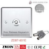 Edelstahl-Zugriffssteuerung-Systems-Schlüsselschalter-Tür-Entriegelung