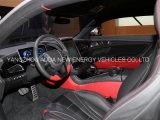 Roadster elettrico dell'automobile sportiva di disegno popolare con l'alta velocità