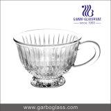 Pequeña taza de cristal con tres pies (GB091904TY)