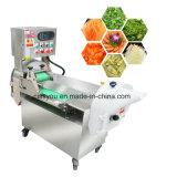 Kartoffelchip-Gemüsefrucht-Schleifer, der Scherblock-Ausschnitt-Schneidmaschine-Maschine hackt