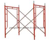 Impalcatura rivestita della polvere del blocco per grafici del muratore di alta qualità dei fornitori della Cina
