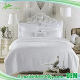 Van het Katoenen van de Luxe van het Satijn van de Flat van het hotel de Reeks Blad van het Bed