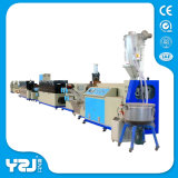L'alta corda della cinghia del rendimento che fa la macchina imballa il macchinario di produzione della fascia pianta di riciclaggio di plastica