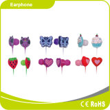 Gel de sílica Cartoon Kids auriculares personalizada