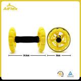 二重練習の車輪のコア腹部の車輪