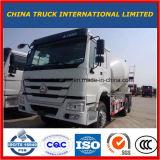 HOWOのコンクリートミキサー車のトラック10-18m3
