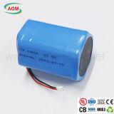Pacchetto della batteria di litio della batteria ricaricabile 7s1p dell'OEM Icr18650 25.9V 2000mAh