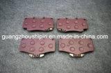 브레이크 패드 공급자 자동 브레이크 패드 Toyota Landcruiser Vzj95를 위해 04465-35280
