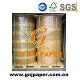 Roulis enorme pour le papier sans carbone de NCR d'image noire