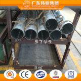 Pipes d'aluminium de fini de moulin d'usine d'aluminium du principal 5 de la Chine
