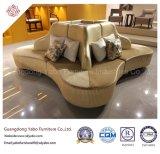 muebles del hotel de la manera para el pasillo con el sofá especial de la cabina (YB-W29)