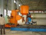 FRP GRPの管の自動半自動巻上げ機械、生産ライン