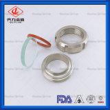 衛生ステンレス鋼の溶接のサイトグラス