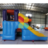 Opblaasbaar Kleurpotlood die het Kasteel van Combo /Inflatable Bouncy voor Jonge geitjes springen