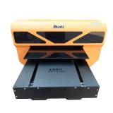 Impresora plana ULTRAVIOLETA grande de la impresora de inyección de tinta del trazador de gráficos del formato 3D