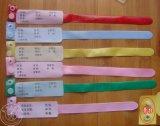 /Medical van de Armband van de Identificatie van het ziekenhuis de Armband van identiteitskaart voor Volwassene of Kinderen
