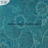 El paño de teñido que teje del telar jacquar del Chenille se dedica al sofá