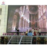Концерт живой музыки декорации лондонского этапа