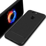 Huawei 명예 V9를 위한 새로운 탄소 섬유 TPU 전화 상자