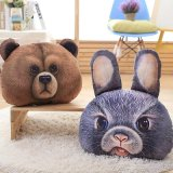 L'ours de nounours mol de peluche de cadeau promotionnel à la maison de décoration badine le jouet