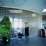 세륨, CCC, ISO9001를 가진 유리 블럭 /Glass 벽돌 구렁 유리