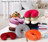 Venta caliente U forma de almohada de la salud de las ventas directas de los fabricantes