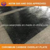 Piastrina d'acciaio del carburo del bicromato di potassio per lo scivolo concreto