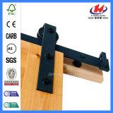 Дверь амбара столовой деревянная (JHK-SK04-1)