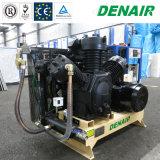 Macchina ad alta pressione guidata elettrica/diesel del compressore d'aria del pistone per la perforazione del tubo della bobina