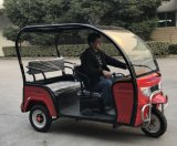 Tricycle électrique bon marché auto voiture électrique adulte trois roues pour les passagers