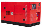 Groupe électrogène diesel d'engine de GF3/180kw Yto avec le type silencieux