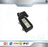 elettrovalvola a solenoide normalmente aperta dell'acqua 24VDC